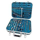Makita Werkzeug GmbH P-90532 Werkzeug-Set 227-teilig 8 x 160 mm