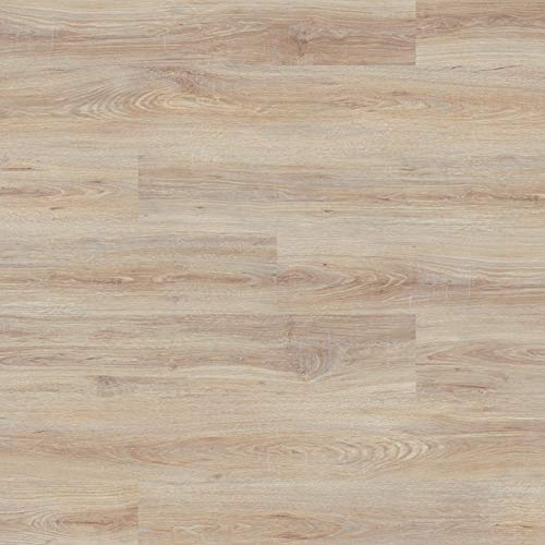Laminatboden'Kronofix Classic' 7 mm Stark, Klicksystem, Nutzungsklasse AC4/31 - Format: 1285 x 192 x 7 mm - Wählen Sie aus 25 Dekoren - Sie kaufen 1 m² (Laminatboden   1 m², Greenland Oak)