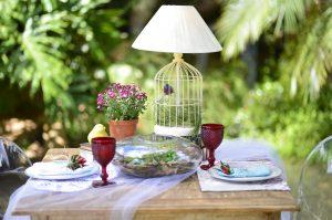 Gartenverschoenerung