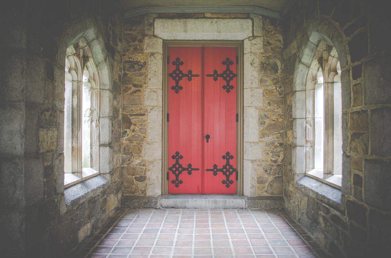 Türen schlagen immer zu
