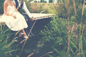 Bräutigam Braut Paar