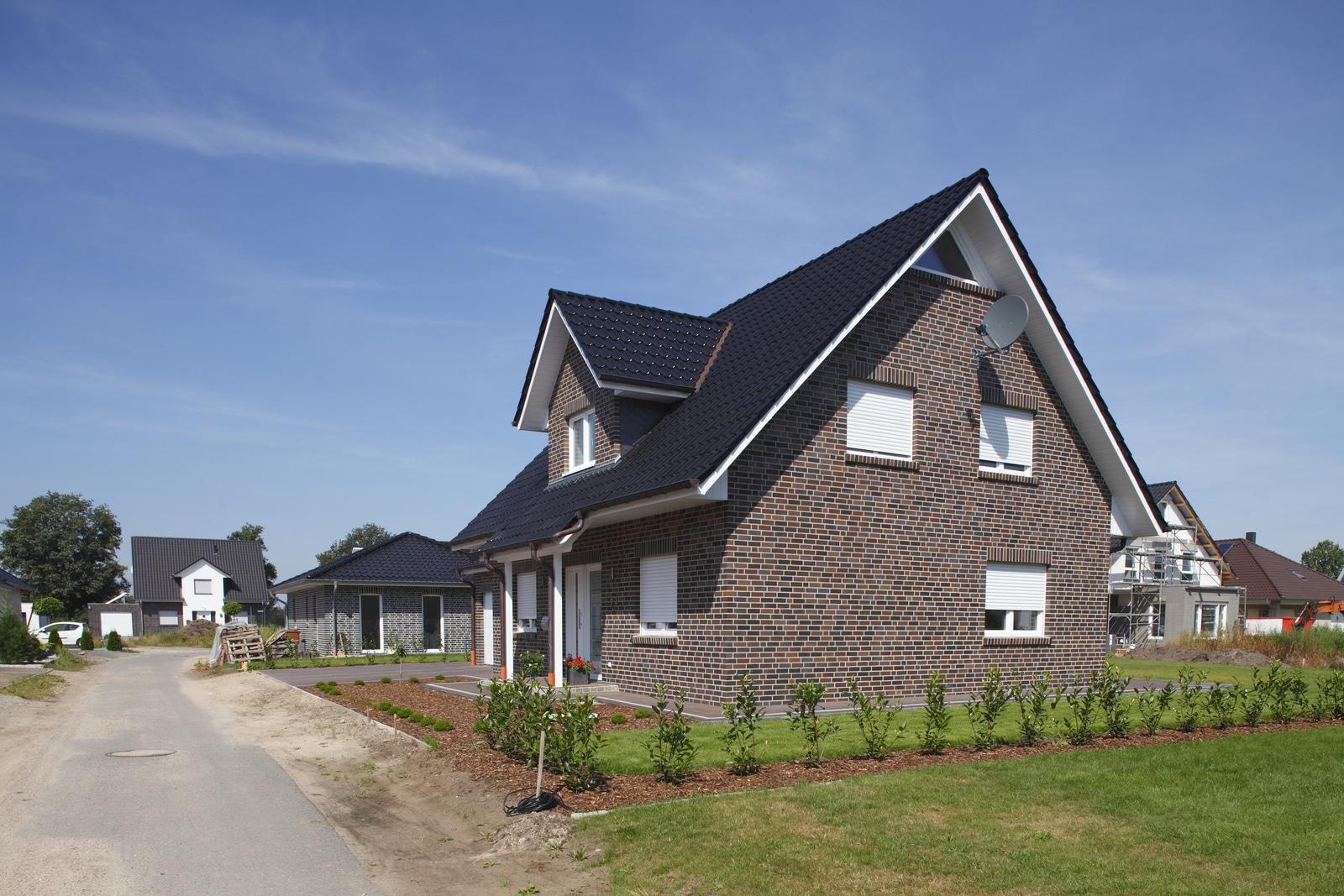 Massivhaus bauen